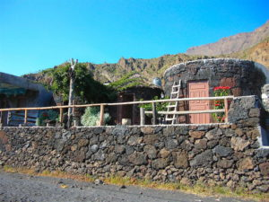 Cottage Fogo Cape Verde