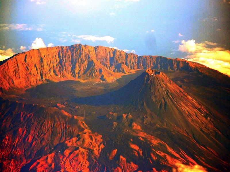 Pico do Fogo Volcano Fogo
