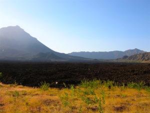 Landscape on Fogo