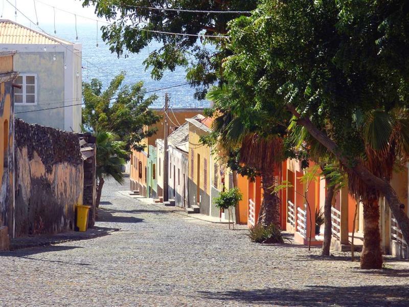 Sao Felipe Fogo