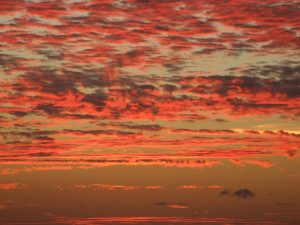 Maio sunset