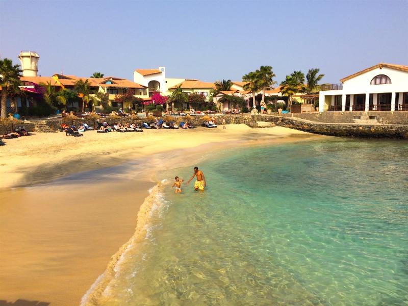 Main beach Santa Maria Sal