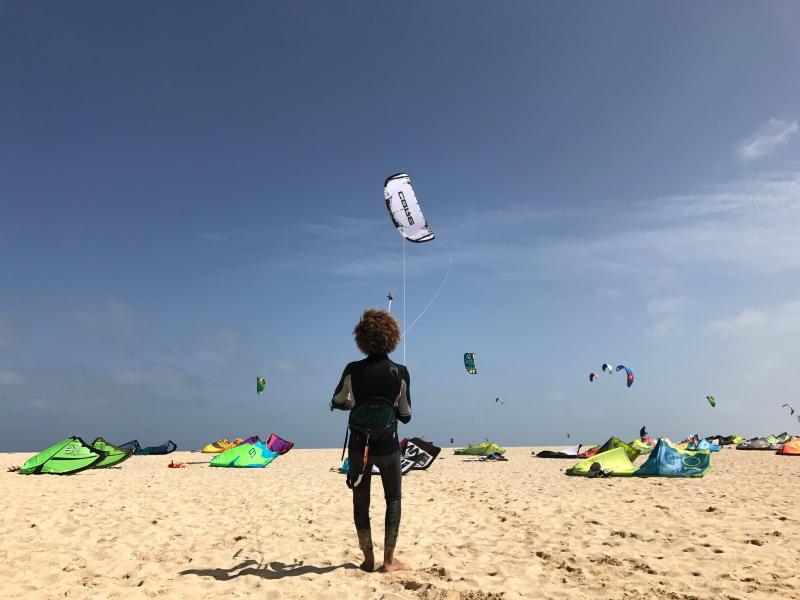 Kite Beach Santa Maria Sal