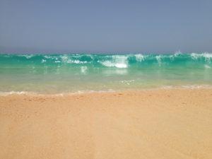 Santa Maria Sal Cape Verde