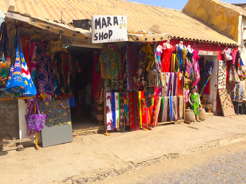 Shop in Santa Maria Sal