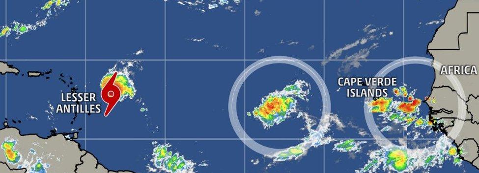 Cape Verde Weather