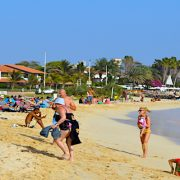 cape verde tourists increase