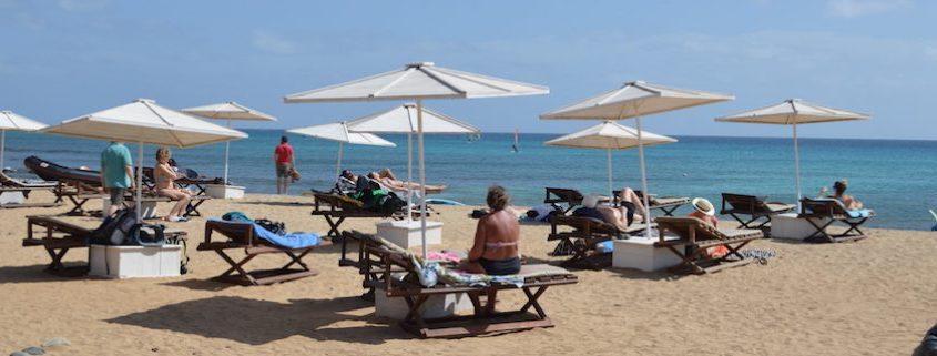 Santa Maria beach, Sal