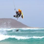 kite surfing sal