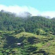 Hills of Santo Antão