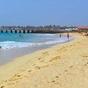 santa maria beach sal