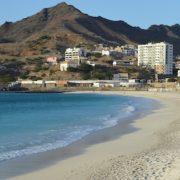 laginha beach mindelo