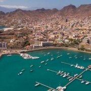 Port of Mindelo, São Vicente, Cape Verde