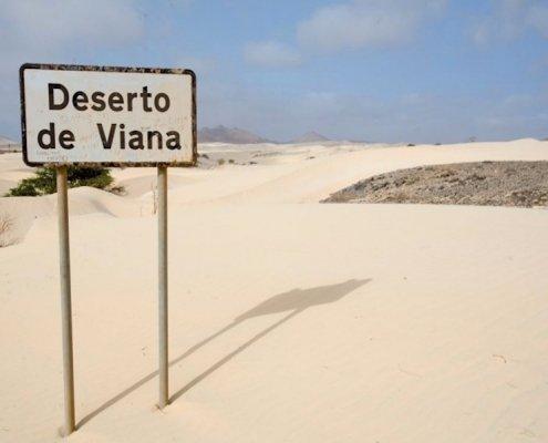 Deserto de Viana, Boa Vista