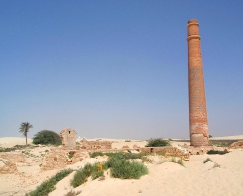 Redundant factory on Boa Vista