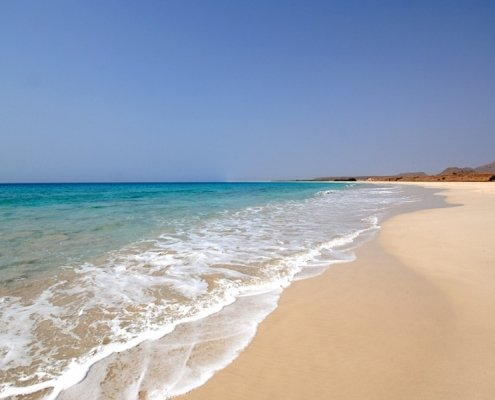 Beach on Boa Vista