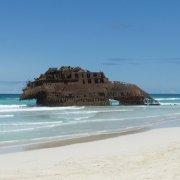 Praia de Atalanta Boa Vista Cape Verde
