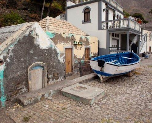 Fajã d'Água on Brava Cape Verde