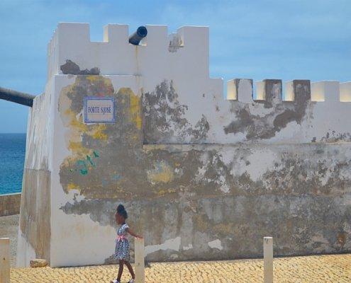 Forte São José, Vila do Maio Cape Verde