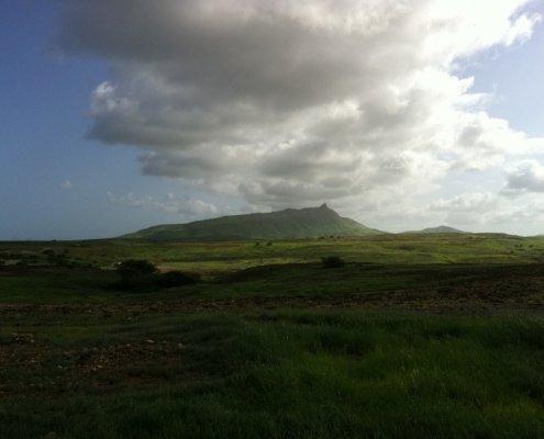 Monte Penoso Maio Cape Verde