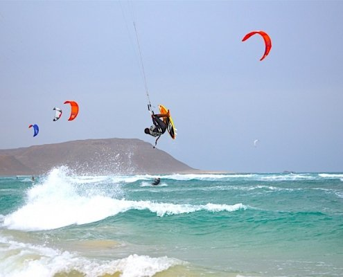 Kite Beach Sal Cape Verde