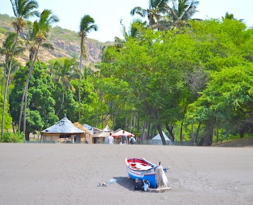 Ribeira da Prata Santiago Cape Verde