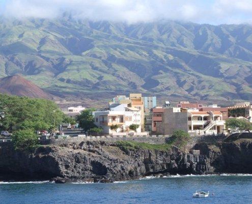 Porto Novo Santo Antão Cape Verde
