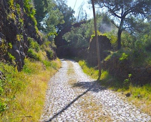 Hiking track Santo Antão Cape Verde
