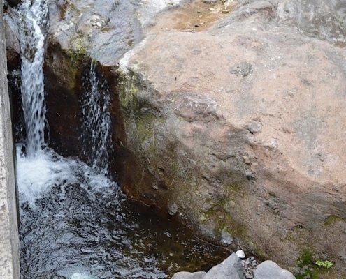 Stream in Santo Antao