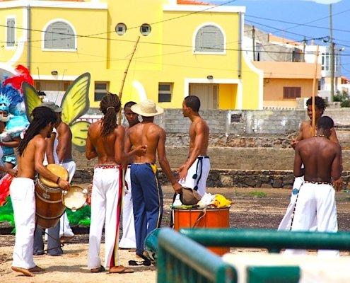 Carnival Sao Vicente