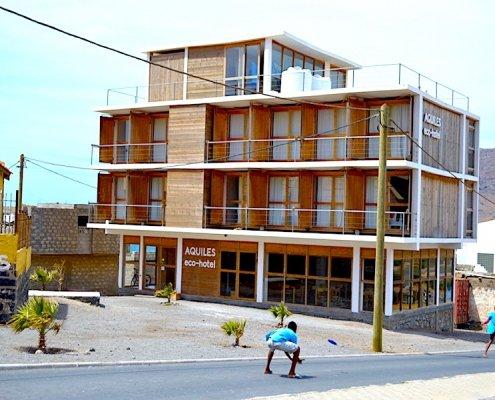 Eco Hotel, São Pedro, São Vicente