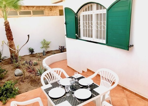 Garden of property for sale in Santa Maria, Sal