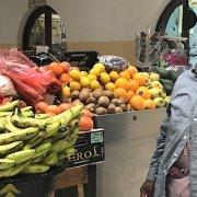 Market in Santa Maria, Sal, Cape Verde