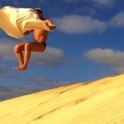Towel surfing, Sal