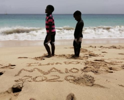 Maio Beach Cape Verde