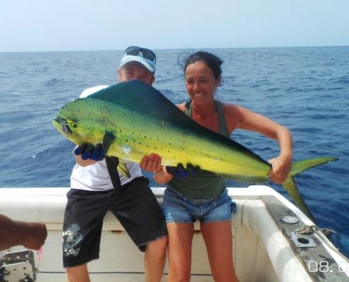 fishing in maio cape verde