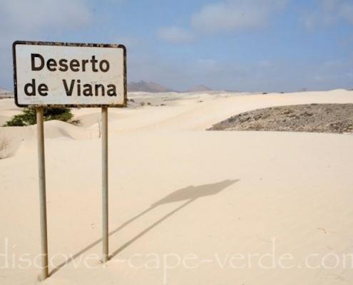 deserto de viana on boa vista island