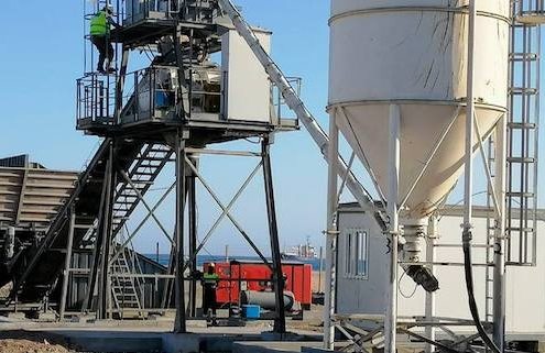 Modernisation of Maio port