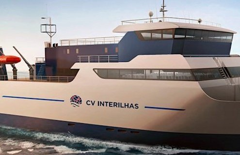 New CV Interilhas ferry