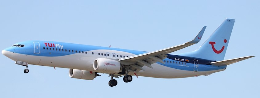 Tui flying to Cape Verde