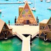 mindelo floating music hub