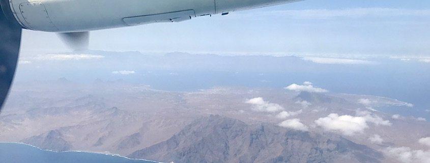 internal travel in Cape Verde